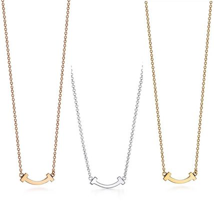 Special Edition 18K Gold Office Style Necklaces & Pendants