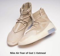 FEAR OF GOD Unisex Street Style Collaboration Plain Sneakers