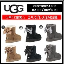 UGG Australia Casual Style Plain Boots Boots