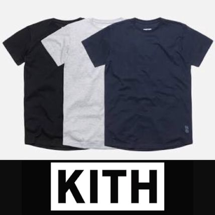 KITH NYC More T-Shirts Unisex Street Style T-Shirts