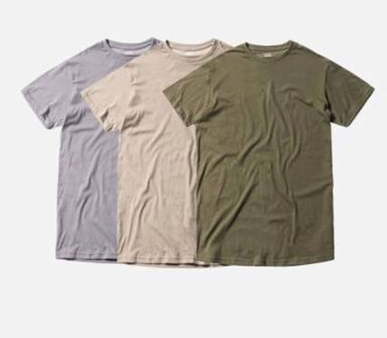 KITH NYC More T-Shirts Unisex Street Style T-Shirts 3