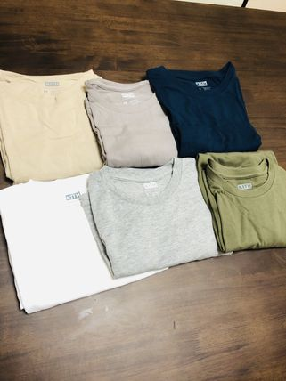 KITH NYC More T-Shirts Unisex Street Style T-Shirts 4