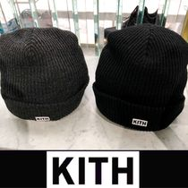 KITH NYC Unisex Street Style Knit Hats