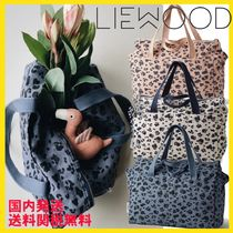 LIEWOOD Unisex Street Style Mothers Bags