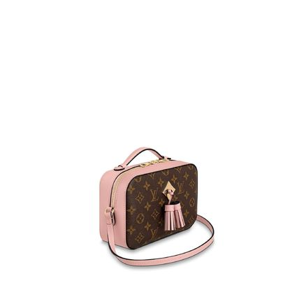Louis Vuitton Shoulder Bags Monogram Calfskin 2WAY Plain Elegant Style Shoulder Bags 4