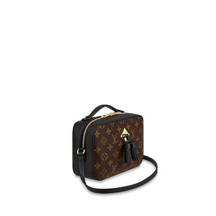 Louis Vuitton Shoulder Bags Monogram Calfskin 2WAY Plain Elegant Style Shoulder Bags 9