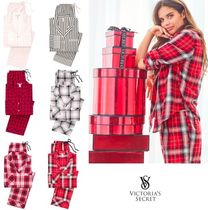 Victoria's secret Stripes Other Check Patterns Blended Fabrics Cotton