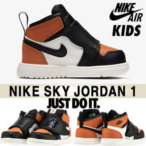 Nike Street Style Baby Girl Shoes