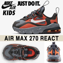 Nike AIR MAX 270 Street Style Baby Girl Shoes