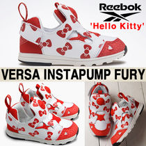 Reebok PUMP FURY Street Style Collaboration Baby Girl Shoes