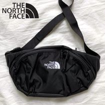 THE NORTH FACE Unisex Street Style 2WAY Plain Hip Packs
