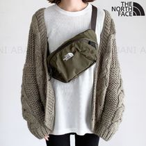 THE NORTH FACE Unisex Street Style 2WAY Plain Shoulder Bags