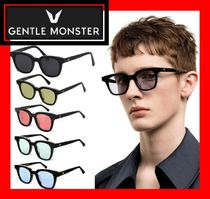 Gentle Monster Unisex Street Style Sunglasses