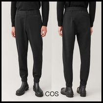 COS Slax Pants Plain Cotton Slacks Pants