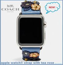 Coach Casual Style Leather Office Style Elegant Style Watches