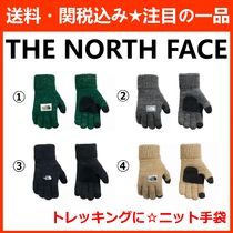 THE NORTH FACE Plain Touchscreen Gloves