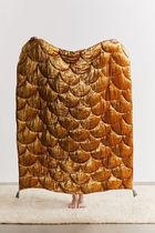 Urban Outfitters Unisex Tassel Throws