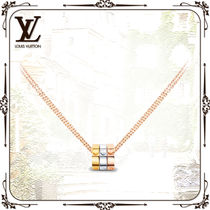 Louis Vuitton MONOGRAM EMPREINTE Casual Style Blended Fabrics Flower Chain Party Style