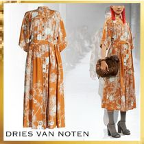 Dries Van Noten Long Dresses