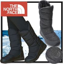 THE NORTH FACE Casual Style Mid Heel Boots