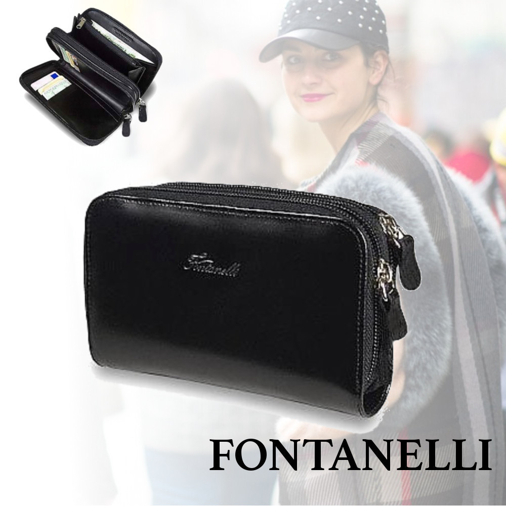 shop fontanelli wallets & card holders
