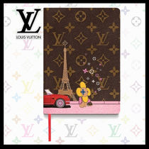 Louis Vuitton CLEMENCE Special Edition Notebooks