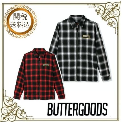 Other Plaid Patterns Unisex Long Sleeves Shirts