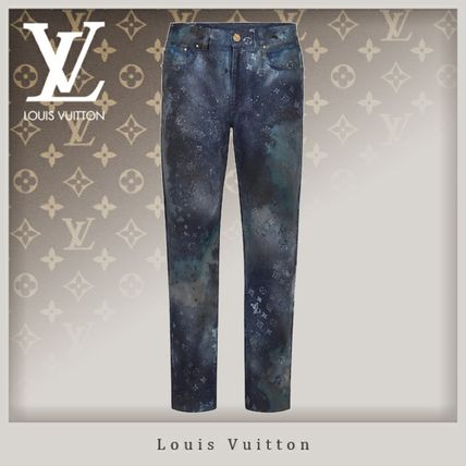 Louis Vuitton MONOGRAM Regular Fit Spray Monogram