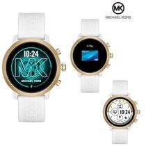 Michael Kors Silicon Digital Watches