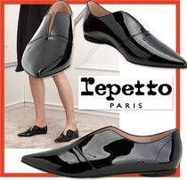 repetto Street Style Elegant Style Flats