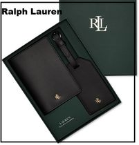 Ralph Lauren Unisex Passport Cases
