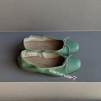 PORSELLI Plain Handmade Ballet Shoes