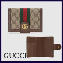 GUCCI Ophidia Unisex Passport Cases