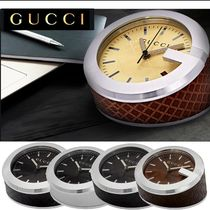 GUCCI Unisex Clocks