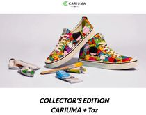 CARIUMA Street Style Collaboration Low-Top Sneakers