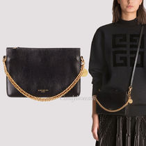GIVENCHY CROSS3 Shoulder Bags