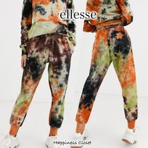 ellesse Sweat Street Style Tie-dye Sweatpants