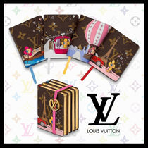 Louis Vuitton Unisex Special Edition Notebooks