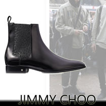 Jimmy Choo Leather Chelsea Boots Chelsea Boots