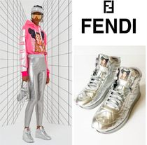 FENDI Street Style Yoga & Fitness Shoes