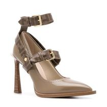 FENDI Casual Style Street Style Pumps & Mules