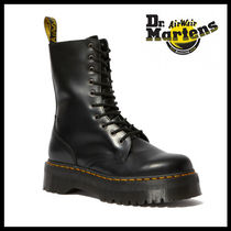 Dr Martens Casual Style Street Style Leather Boots Boots