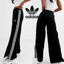 adidas Casual Style Street Style Plain Pants