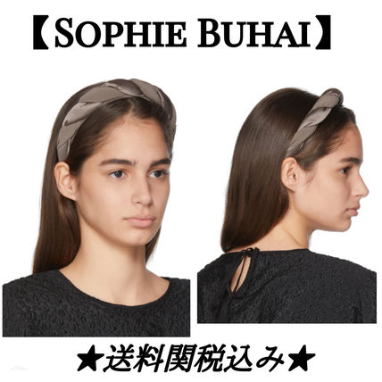 SOPHIE BUHAI Headbands Casual Style Handmade Party Style Elegant Style Headbands