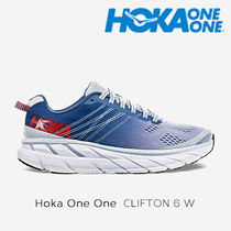 HOKA ONE ONE CLIFTON Low-Top Sneakers