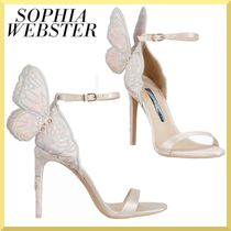 SOPHIA WEBSTER Other Animal Patterns Leather Pin Heels Party Style