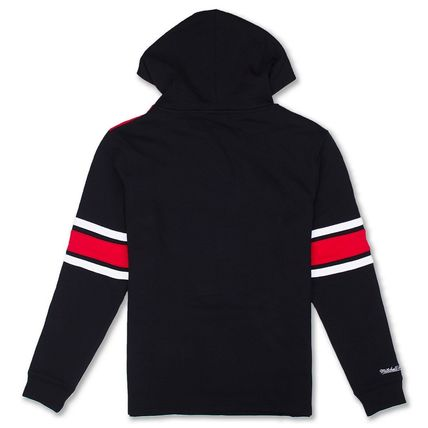 Pullovers Sweat Street Style Collaboration Long Sleeves Logo