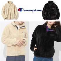 CHAMPION Casual Style Plain Outerwear