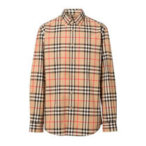 Burberry Street Style Luxury Shirts