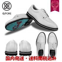 G FORE Plain Leather Shoes